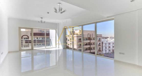 3 Bedroom Flat for Rent in Al Karama, Dubai - 12 CHEQUE | LUXURY 3BHK + MAIDS ROOM near ADCB Metro | 1 month free