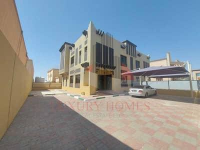 4 Bedroom Villa for Rent in Zakher, Al Ain - Elegant Duplex Compound Villa with Back Yard