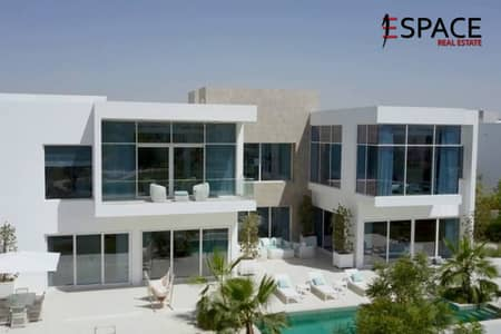 4 Bedroom Villa for Rent in Al Barari, Dubai - Highly Finished - Large Plot - A2 Type