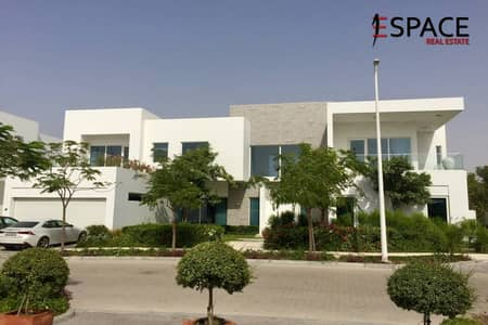 4 Bedroom Villa for Rent in Al Barari, Dubai - Highly Finished - Large Plot - A1 Type