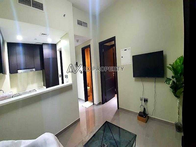 Fully Furnished | Chiller Free | 1 Bedroom with Balcony for Rent in Merano Tower Business Bay