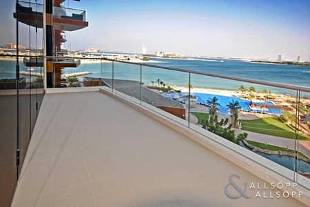 فلیٹ 1 غرفة نوم للبيع في نخلة جميرا، دبي - New To The Marketl Upgraded D type lRented