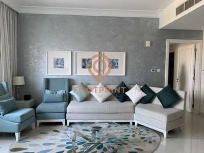 شقة فندقية 1 غرفة نوم للبيع في وسط مدينة دبي، دبي - 1BH-Dubai Mall Street-The Signature- Furnished Higher Unit