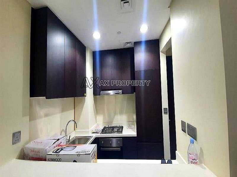 Brand New | Fully Furnished | One Bedroom with Double Balcony for Rent in Merano Tower