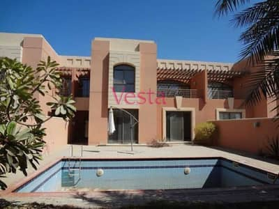 5 Bedroom Villa for Rent in Abu Dhabi Gate City (Officers City), Abu Dhabi - Private pool