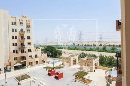 1 Bedroom Apartment for Rent in Remraam, Dubai - Open Kitchen | With Big Balcony | Stunning Bedroom