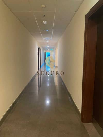 Office for Sale in Business Bay, Dubai - Shell and core office I Canal view