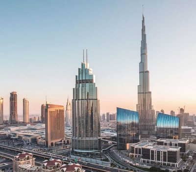 شقة 1 غرفة نوم للبيع في دبي هيلز استيت، دبي - شقة في جولف سويتس من إعمار دبي هيلز استيت 1 غرف 942888 درهم - 5436656