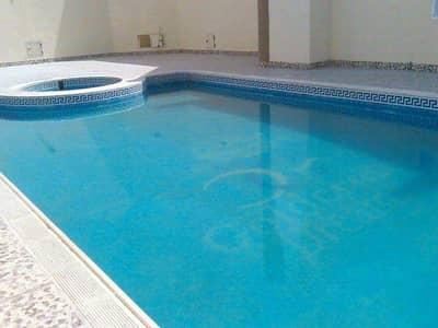 فلیٹ 2 غرفة نوم للايجار في مدينة الإمارات، عجمان - شقة في أبراج أحلام جولدكريست مدينة الإمارات 2 غرف 17000 درهم - 5436629