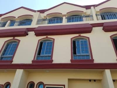 فیلا 4 غرف نوم للايجار في الزاهية، عجمان - فیلا في الزاهية 4 غرف 35000 درهم - 5436858