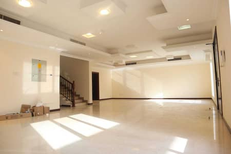 4 Bedroom Villa for Rent in Mirdif, Dubai - SPACIOUS 4 BEDROOM VILLA WITH SWIMMING POOL,COVERED PARKING AND MAID ROOM