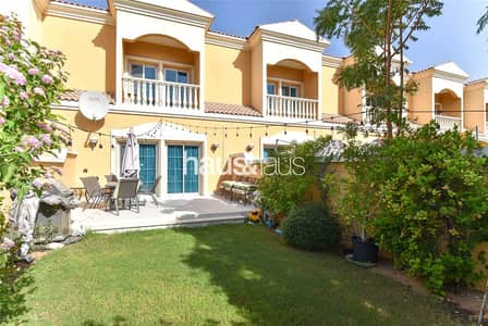 2 Bedroom Townhouse for Sale in Jumeirah Village Triangle (JVT), Dubai - 2BR Upgraded | Extended | Amazing Layout