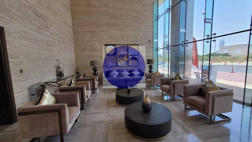 شقة في برج 108 قرية جميرا الدائرية 350000 درهم - 5199846