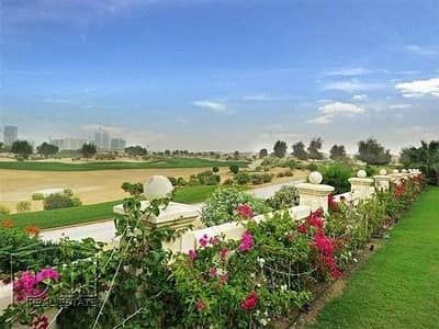 6 Bedroom Villa for Sale in Dubai Sports City, Dubai - Reduced Price|Huge Plot|Golf Course View
