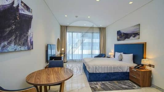 Hotel Apartment for Rent in Bur Dubai, Dubai - No Commission| Fully Furnished| All Bills Included