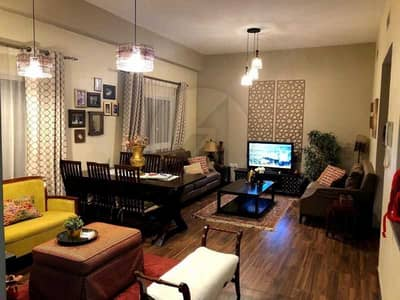 2 Bedroom Flat for Sale in Remraam, Dubai - Semi Closed Kitchen | Upgraded 2BR with Terrace