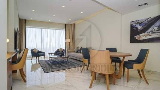 2 Bedroom Hotel Apartment for Rent in Bur Dubai, Dubai - All Bills Included | Furnished 2BR | No Commission