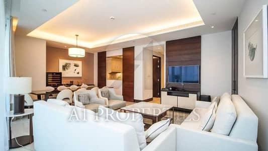 Burj Khalifa and Fountain View Serviced Apartment