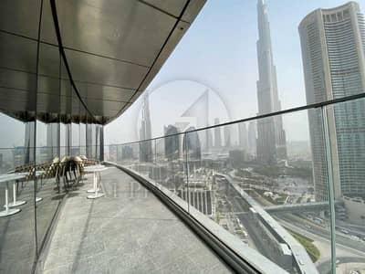 Burj Khalifa And Fountain View 05 Layout