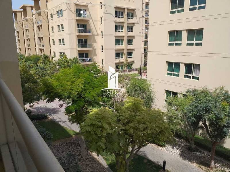 Garden view| Vacant| Well Maintained. G level