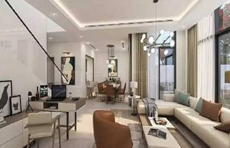 تاون هاوس 3 غرف نوم للبيع في الفرجان، دبي - The Best 3BR+M facing Park with a Payment Plan