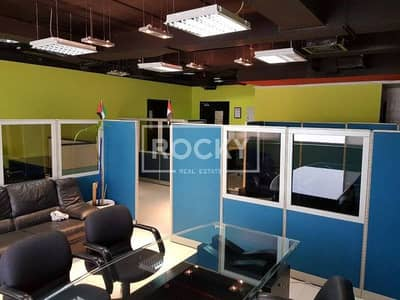 Fitted and Furnished Office in IT Plaza