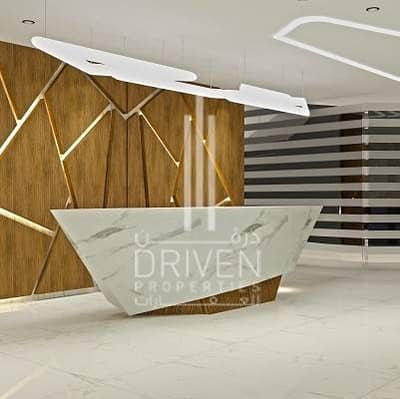 Amazing Fitted Huge Office for Rent
