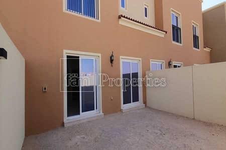 3 Bedroom Townhouse for Rent in Dubailand, Dubai - 3 BR   For Rent   Amaranta A   Single Row
