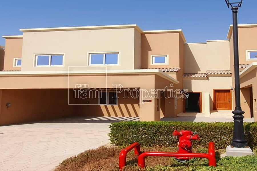 2 3 BR | For Rent | Amaranta A | Single Row
