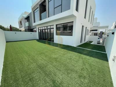 فیلا 4 غرف نوم للايجار في عقارات جميرا للجولف، دبي - Brand New | 4BR+M Jumeirah Luxury Villa | Private Garden | Golf Community