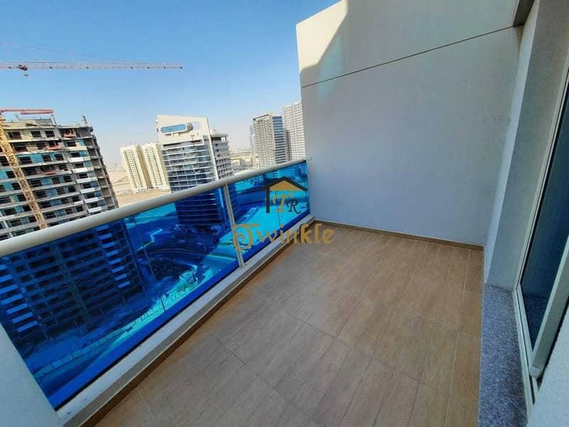 9 Sports City| F/F Studio With Balcony in Elite 4