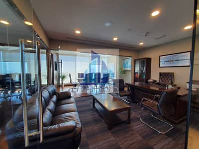 Office for Sale in Business Bay, Dubai - Hot Deal|Fitted Office| Canal View