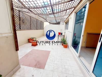 1 Bedroom Apartment for Rent in Al Garhoud, Dubai - 45 Days free |1-BR + Terrace | Nearby GG. Co Metro