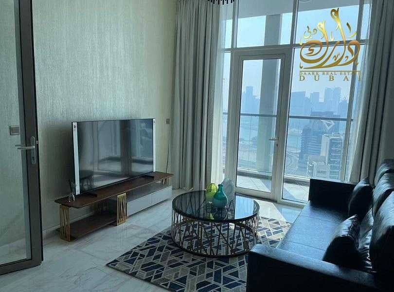 Apartment for sale fully furnished and ready to move in with installments over 6 years