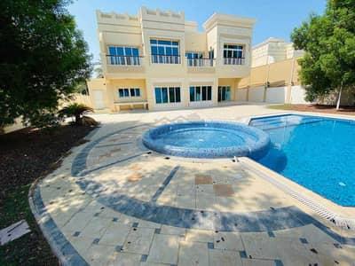 فیلا 4 غرف نوم للايجار في قرية مارينا، أبوظبي - Good offer! Beautiful Villa With Relaxing View   Four(4) Master Rooms with Maid Room   Good location