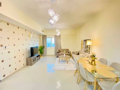 2 Bedroom Flat for Rent in Dubai Sports City, Dubai - Spacious  2bedroom @8599  All Included