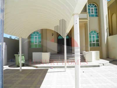 فیلا 4 غرف نوم للايجار في الطوية، العین - Commercialized lacality Near Airport Round About