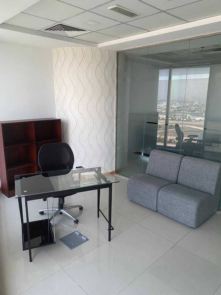 2 Fully furnished - high floor - business bay view