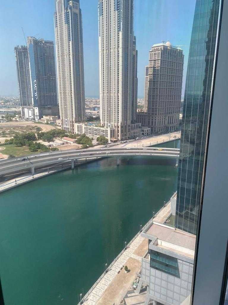 9 Fully furnished - high floor - business bay view