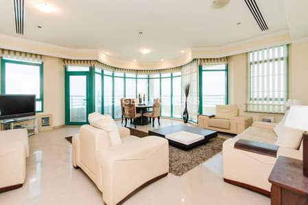 3 Bedroom Apartment for Sale in Dubai Marina, Dubai - Full panoramic sea view |Very good price
