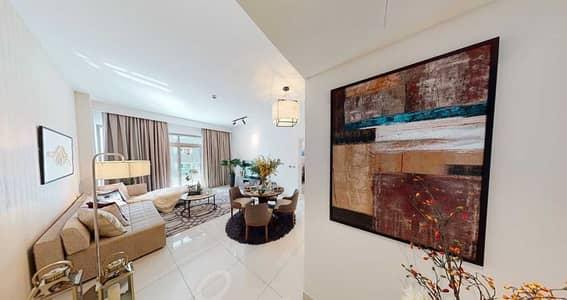 شقة 1 غرفة نوم للبيع في الخليج التجاري، دبي - اطلاله رائعه| شقة مفروشه