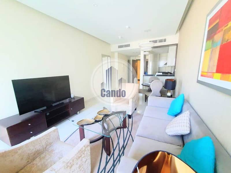 2 Fully Furnished 1 Bedroom with Parking in Tenora by Damac