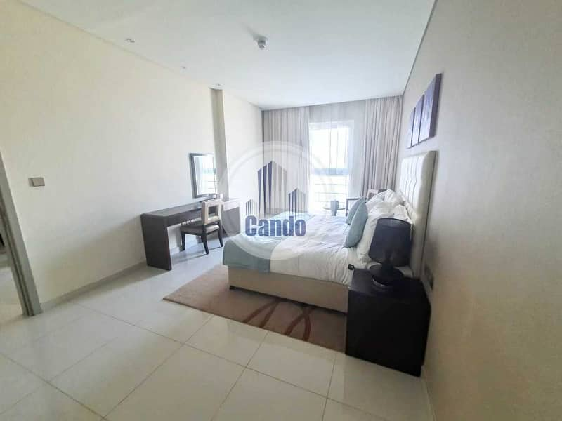 15 Fully Furnished 1 Bedroom with Parking in Tenora by Damac