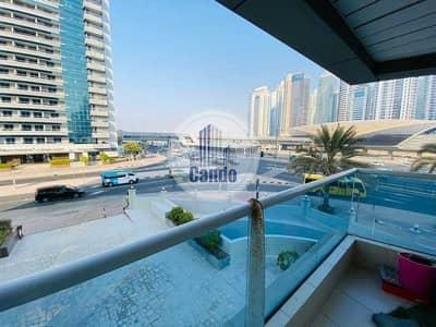 شقة 2 غرفة نوم للايجار في دبي مارينا، دبي - Upgraded 2 Bed Apartment For Rent Chiller Free