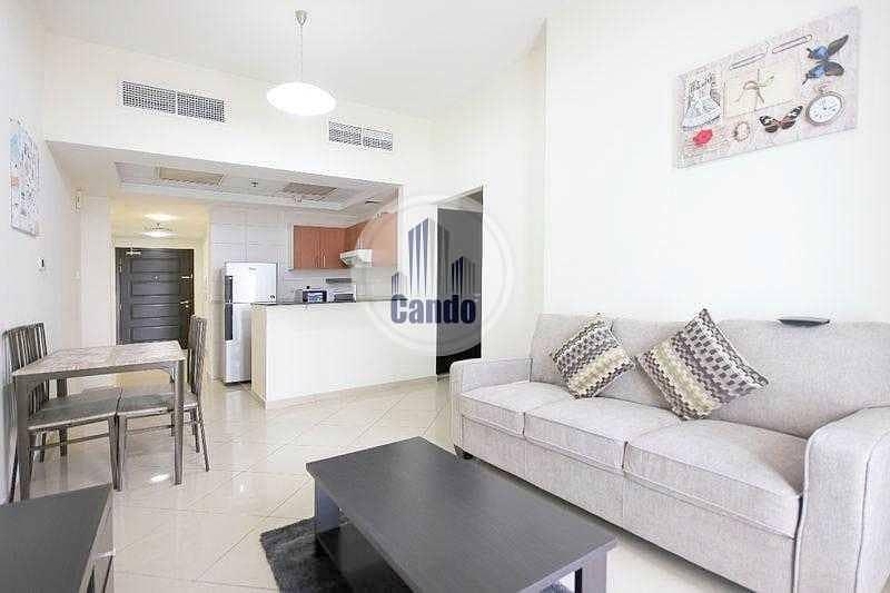 Good Deal | Semi-Furnished Apartment | JLT