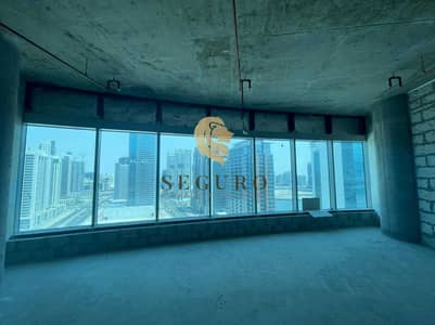 Office for Sale in Business Bay, Dubai - Shell and core I Burj Khalifa view