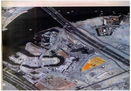 ارض تجارية  للبيع في الجداف، دبي - Corner plot. THE MOST IN DEMAND -near to VARSACE Hotel