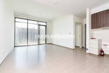 شقة 1 غرفة نوم للايجار في دبي هيلز استيت، دبي - High Floor  Facing Pool & Boulevard  Brand New