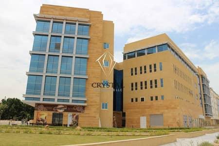 مکتب  للايجار في أرجان، دبي - Flexible Payment Fully Fitted Office for Rent Arjan