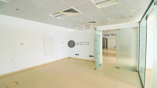 Office for Rent in Dubai Marina, Dubai - DEWA and Chiller Free | Overlooking View |Call Now